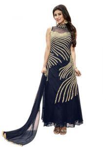 Anarkali Suits - Styles Closet Stylish Look Anarkali Gwon Bnd-10012