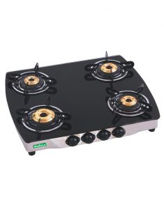 Meilleur Glass Black Gas Stoves _ Ove_ai12