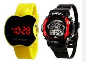 Women's Watches   Digital - Apple digital and sportwatch for womens