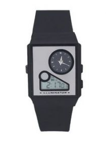 Women's Watches   Analog & Digital - Black Analog and Digital Casual Watch for woman