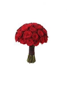 Gifts Valley 24 Red Roses Bunch Gift Items