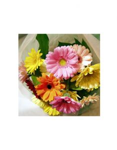 Gifts Valley Gerberas Bouquet Gift Items