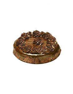 Gifts Valley 1kg Five Star Chocolate Cake Gift Items