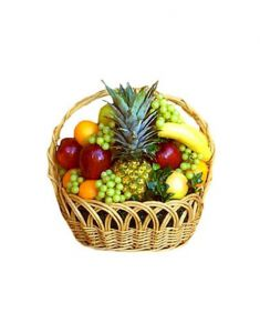 Gift Hampers - Gifts Valley Fruit Baskets 4 Gift Items