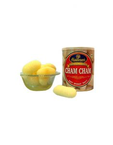 Rosogollas - Gifts Valley Haldiram Chamcham Gift Items