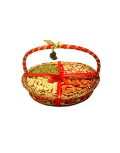 Gifts Valley 1 Kg. Dry Fruits Hamper Gift Items