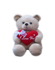 Gifts Valley Teddy-with Heart Gift Items