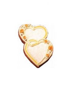 Gifts Valley Double Heart Cake Gift Items