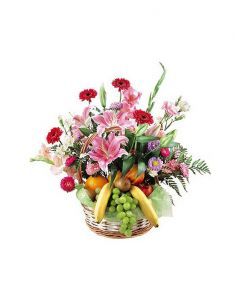 Gift Hampers - Gifts Valley Exotic Fruits Basket Gift Items