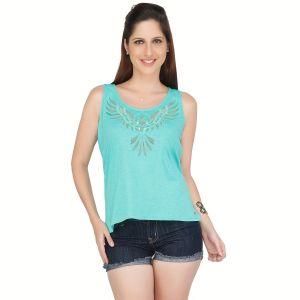 752d95814cb0bf Light Green Tops - Buy Light Green Tops Online   Best Price in India