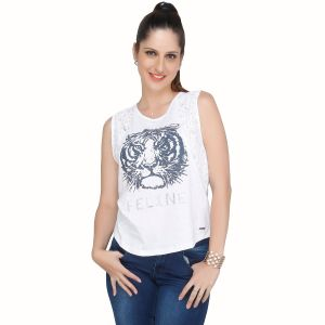 387b95ef54c Womens White Tops - Buy Womens White Tops Online   Best Price in India