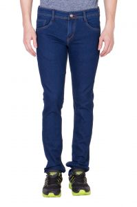 Jeans (Men's) - Jollify Epilla Slim fit Blue Mens Jeans 520