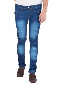 Jollify Mens P Green Cotton Blend Jeans (j529pgeen)
