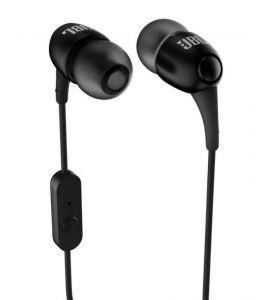 Jbl Mobile Handsfree (Misc) - Jbl T100a In-ear Earphone Black