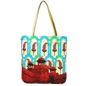 4f302b80a4 Buy Mandala Canvas Travel Tote Bags Online