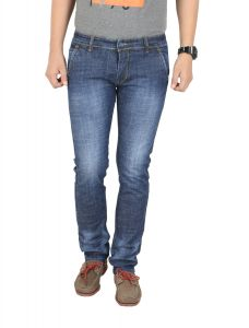 Men's Wear - Jevaraz Slim Fit Men's Jeans jvrz10095