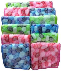 Bath linen - Milap Face Towels Set of 12