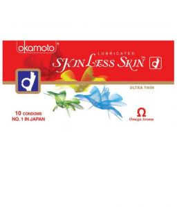 Okamoto Skinless Skin Ultra Thin (world