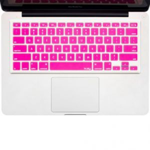 "Spider Designs Mac Book Pro 15"" Key Pad Skin Pink"