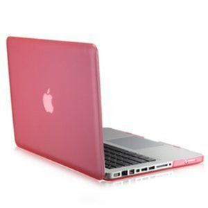 "Spider Designs Mac Book Air 13"" Laptop Cover Pink"