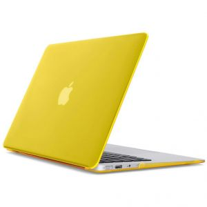 "Spider Designs Laptop Decals For Mac Book Pro 13"" Yellow"