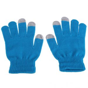 Spider Designs I Glove Capacitive Touch Screen Gloves For Iphones 110-blu