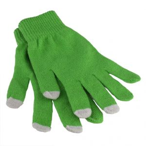 Spider Designs I Glove Capacitive Touch Screen Gloves For Iphones 110-grn