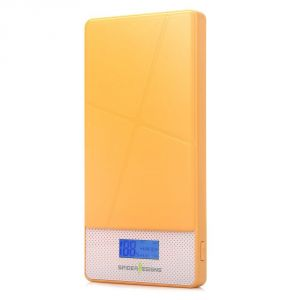 Spider Designs Power Bank Fuel2 (10000 Mah) Yellow Sd-235