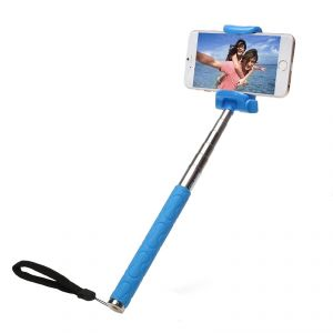 Spider Designs Key Cable Selfiepod Blue Sd-327