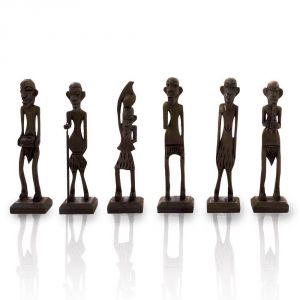 Vivan Creation Antique African Zulu Tribal Men Handmade Gift -186