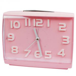 Exclusive Fashionable Analog Table Wall Desk Self Clock Watches With Alarm Light-35