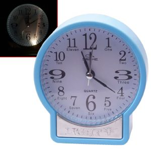 New Table Car Dashboard Alarm Clock Stop Watch Timer Time With Night Light - 59