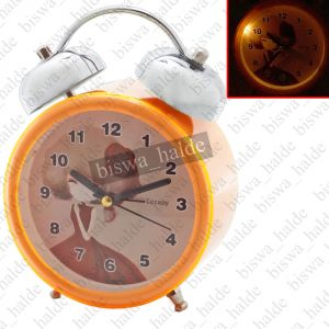 Exclusive Fashionable Analog Gift Table Wall Desk Self Clock Watch With Alarm-87