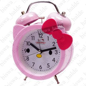 Clocks - Exclusive Fashionable Analog Gift Table Wall Desk Self Clock Watch with Alarm-98