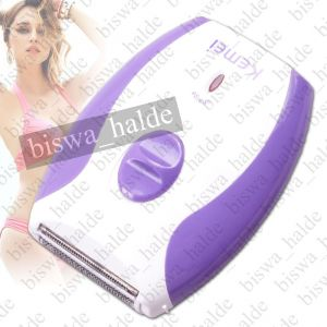 Kemei Km-280r Rechargable Electric Ladies Shaver Hair Removal Electric Shaver -04