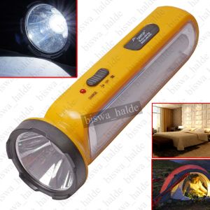 3w Ontop LED Bright White 2 Mode Rechargeable Emergency Table Desk Torch Light Night Lamp-28