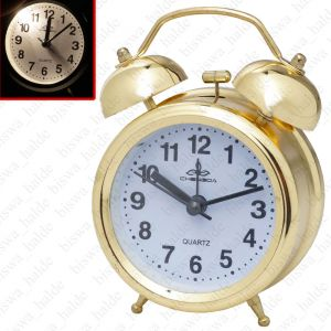 Exclusive Fashionable Analog Gift Table Wall Desk Self Clock Watch With Alarm-74