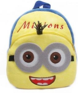 Cute Cartoon Yellow Style Kids Bag Cute Item To Gift Cute Cartoon