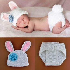 New Born Baby Gifts - Handmade New Baby Infant Rat