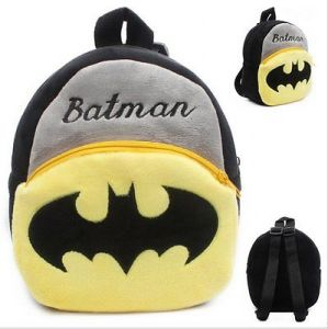 Kuhu Creations Batman Style Kids Bag Cute Item To Gift