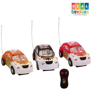 Deal Bindaas Remote Control Toys - Dealbindaas Remote Car HiFi Two Way 1pc Assorted Colour