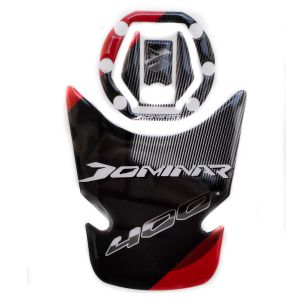 Buy Spidy Moto 009 Motorcycle Tank Pad Fuel Cap Sticker With Side