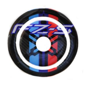 Spidy Moto Waterproof Bike Fuel Tank Cap Cover Protector Pad 002 For Fz- Series