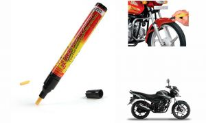 Spidy Moto Auto Smart Coat Paint Scratch Repair Remover Touch Up Pen For Bajaj Discover 150s