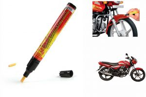 Spidy Moto Auto Smart Coat Paint Scratch Repair Remover Touch Up Pen For Hero Motocorp Achiever