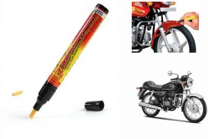 Spidy Moto Auto Smart Coat Paint Scratch Repair Remover Touch Up Pen For Hero Motocorp Splendor Pro Classic