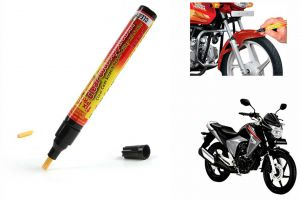 Spidy Moto Auto Smart Coat Paint Scratch Repair Remover Touch Up Pen For Honda Cb Unicorn Dazzler