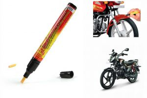 Spidy Moto Auto Smart Coat Paint Scratch Repair Remover Touch Up Pen For Mahindra Pantero