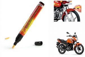 Spidy Moto Auto Smart Coat Paint Scratch Repair Remover Touch Up Pen For Suzuki Sling Short Plus