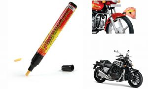 Spidy Moto Auto Smart Coat Paint Scratch Repair Remover Touch Up Pen For Yamaha Vmax